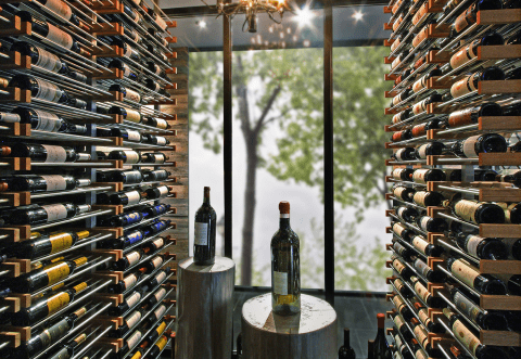 Wine racking for your cellar