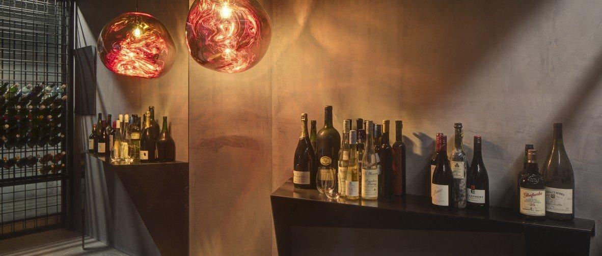 MacPhees Indi Wine Racking Header