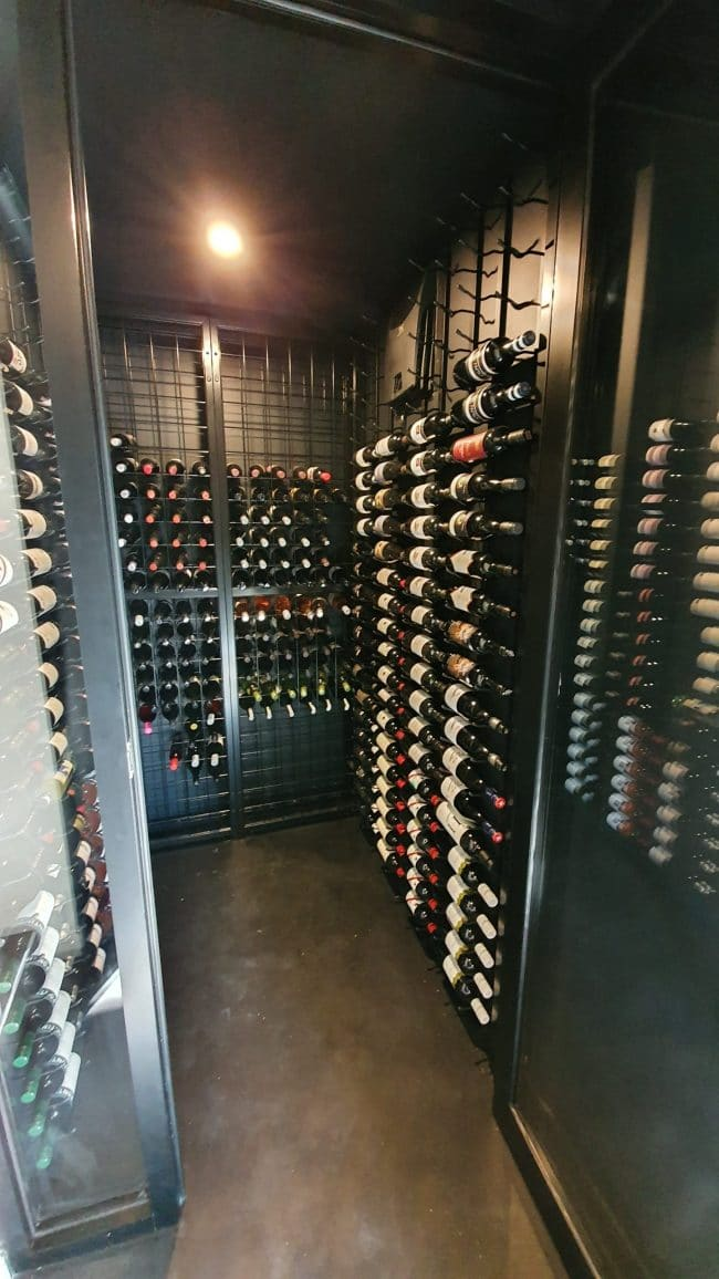 VintageView Wine Racking - Wall Mounted