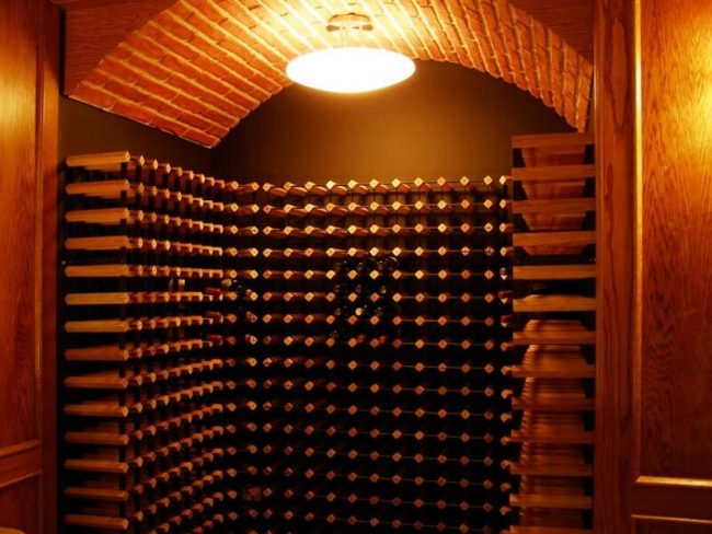 Bordex Wine Racking Cellar
