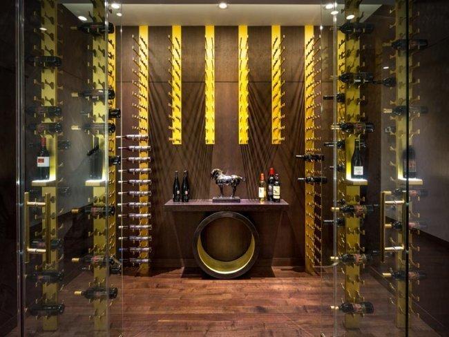 Liquid Systems Cellar Gold