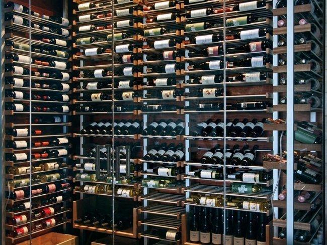 Millesime Custom Wine Racks
