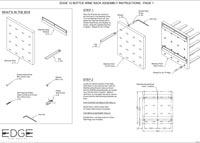Edge Racking Installation Instructions