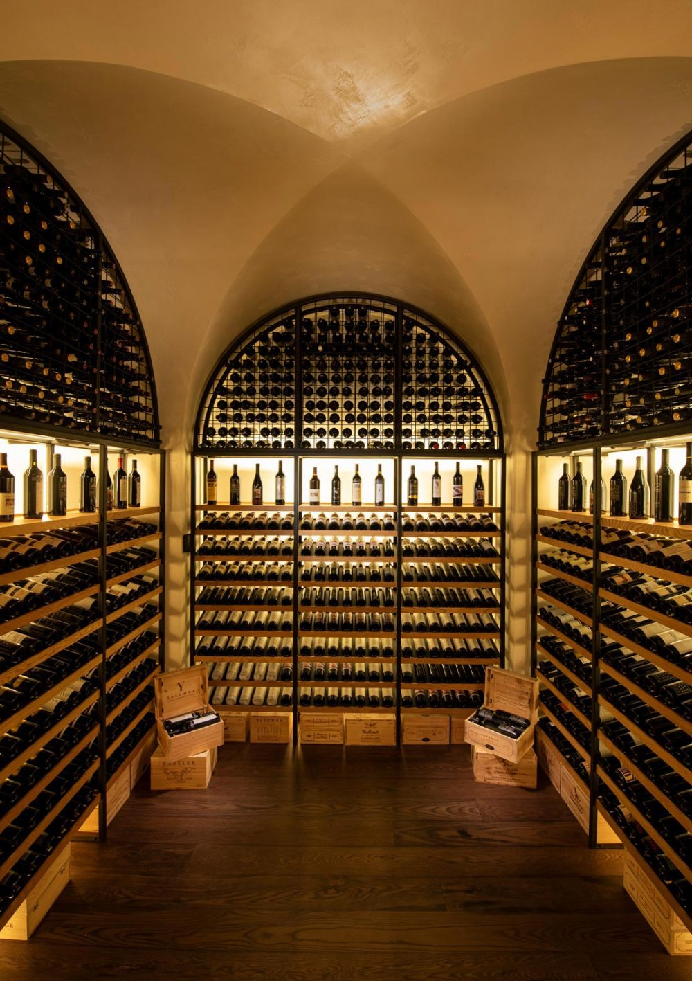 Kingsford The Barossa Climate Controlled Wine Cellar